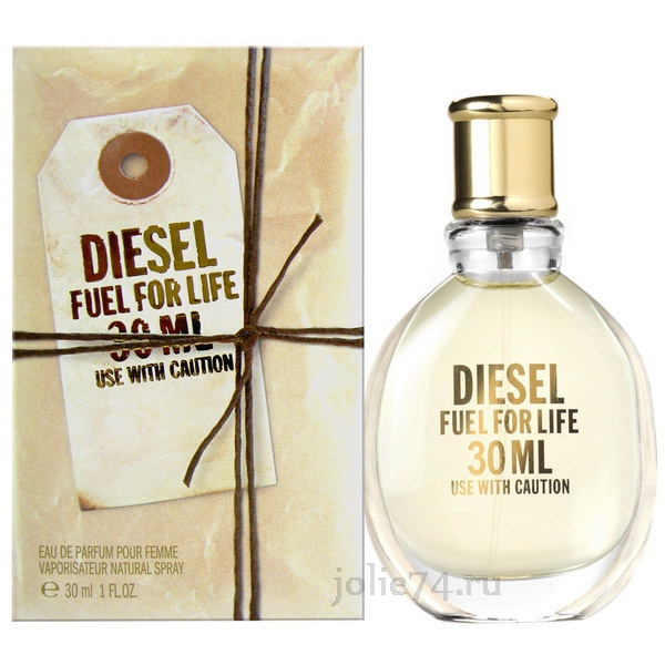 Diesel - Fuel For Life w