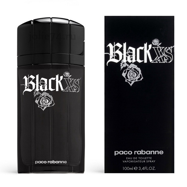 Paco Rabanne - Black XS for him