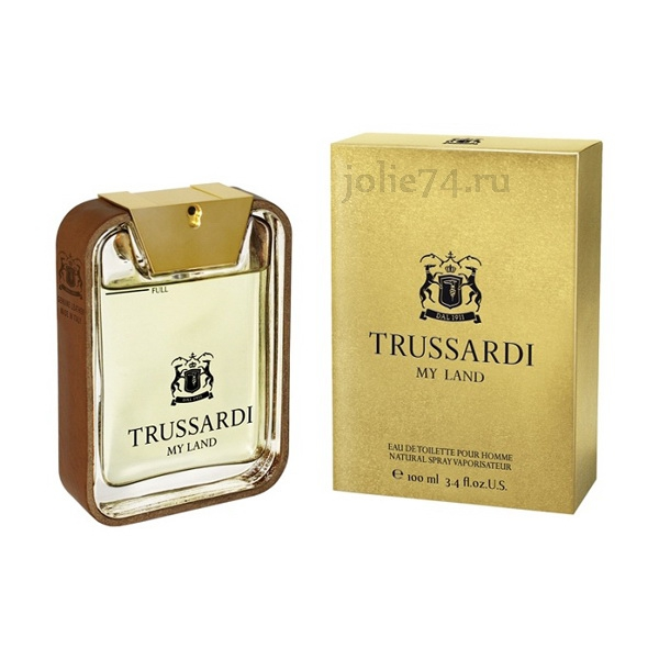 Trussardi - My Land