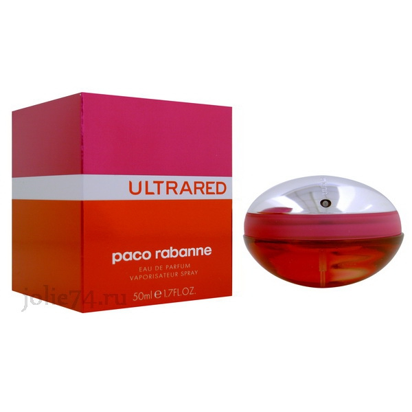 Paco Rabanne - Ultrared woman
