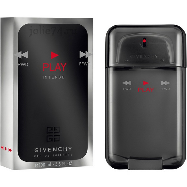 Givenchy - Play Intense for him