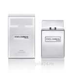 D&G - The One for Men Platinum Limited Edition