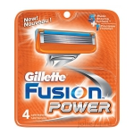 Gillette - Fusion Power (4 шт)