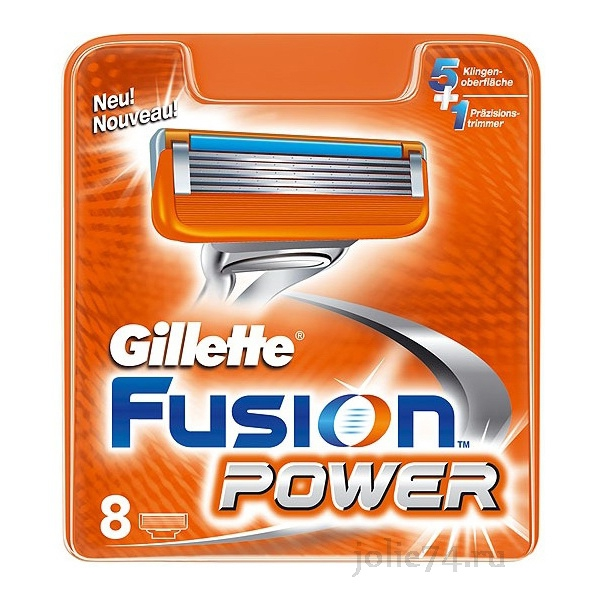 Gillette - Fusion Power (8 шт)