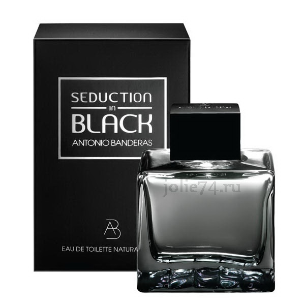 Antonio Banderas - Seduction In Black for men